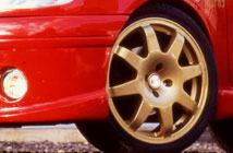 PL Alloy Wheels